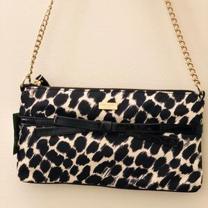 Kate Spade Lindenwood Leopard Shoulder Bag